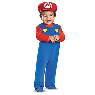 Disguise Baby Boysu0027 Mario Infant Costume Red 12-18 Months  sc 1 st  Amazon.com & Amazon.com: Disguise Baby Boysu0027 Mario Infant Costume Red 12-18 ...