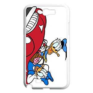 Samsung Galaxy N2 7100 Cell Phone Case White Disney Mr. Duck Steps Out Character Daisy Duck okh nowc