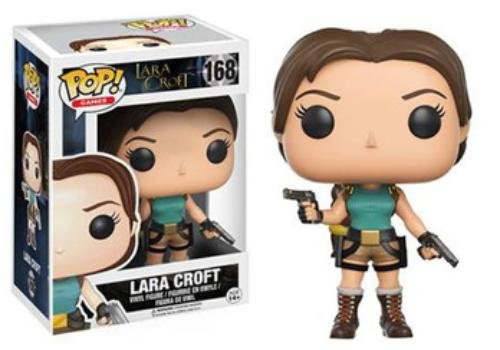 4 opinioni per Funko 11704 POP Tomb Raider- Lara Croft Figure 10cm