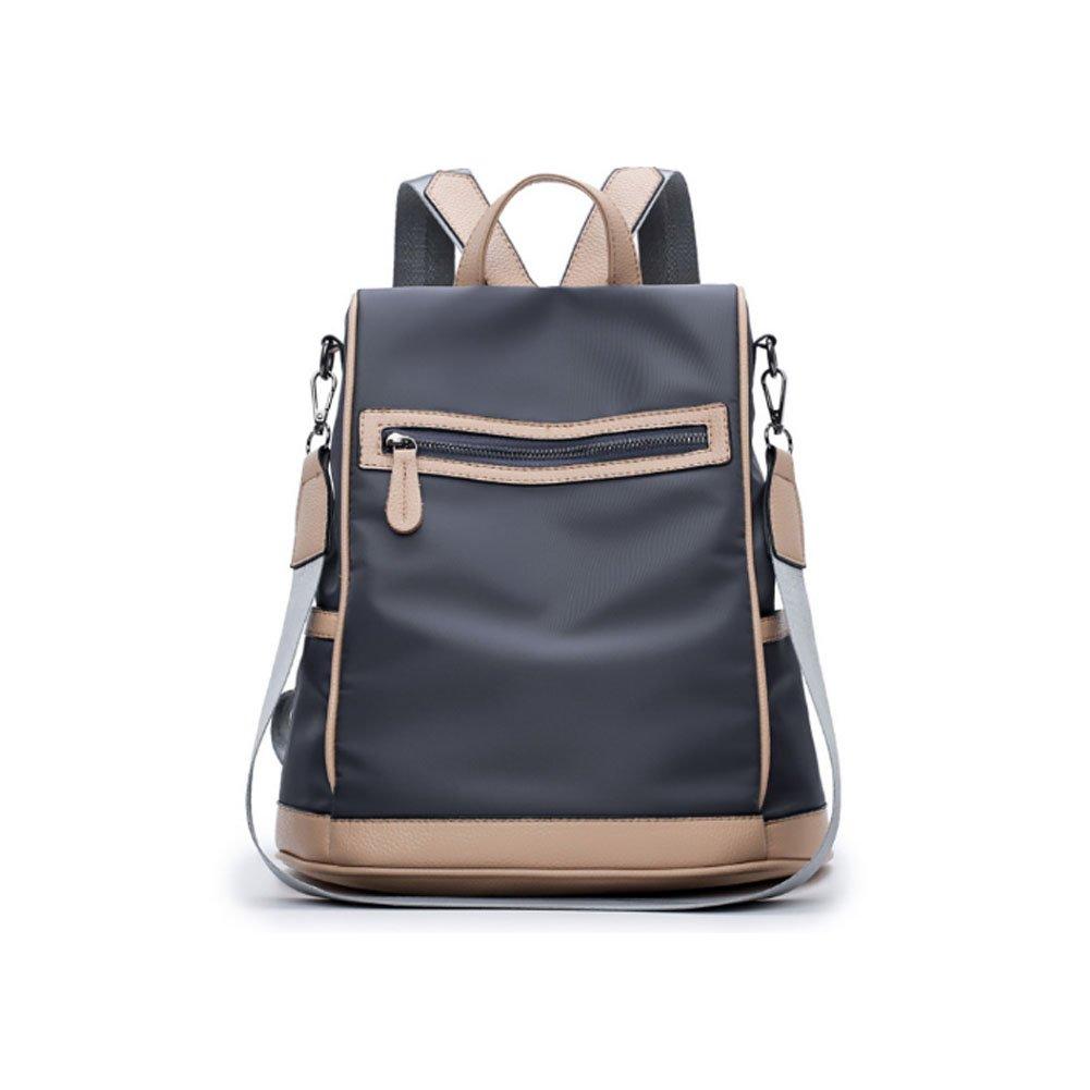 Small Women Backpack Purse Leparvi Waterproof Oxford Zipper Bag Ladies Teenager Tote Handbag