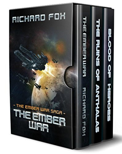 Action Fleet Boxed (The Ember War Saga: The First Trilogy)