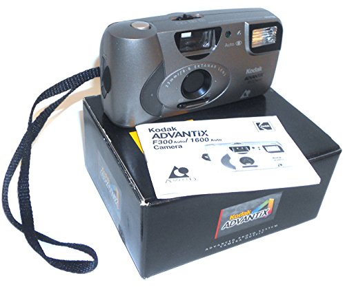 Vintage Kodak Advantix 1600 Auto Film Camera with Original Box & Manual