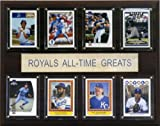 MLB Kansas City Royals All-Time Greats Plaque