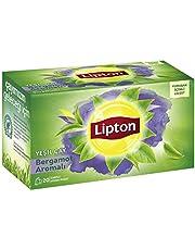 Lipton Bergamot Aromalı Bardak Poşet Yeşil Çay 20'Li