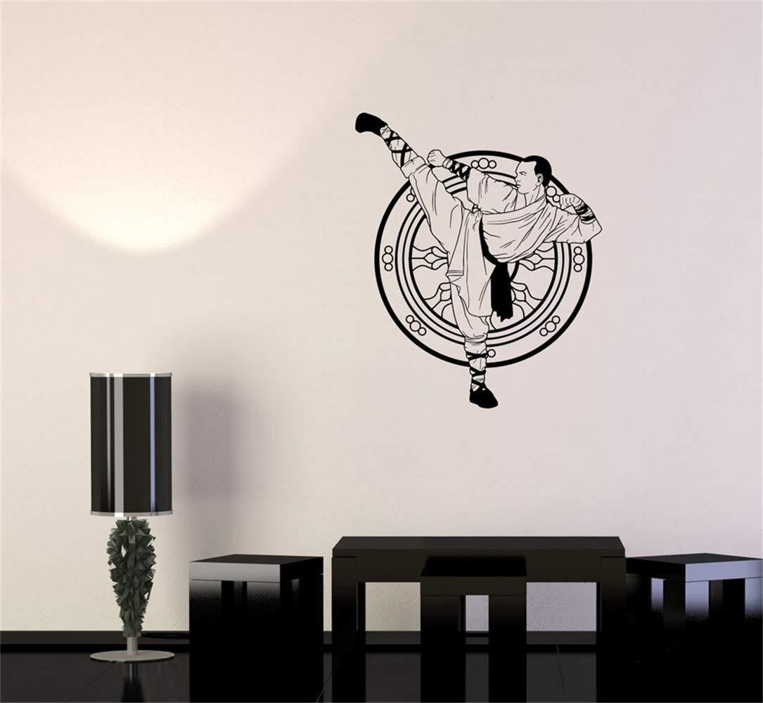 pegatinas de pared tortugas ninja Karate Shaolin Tibet Monk ...