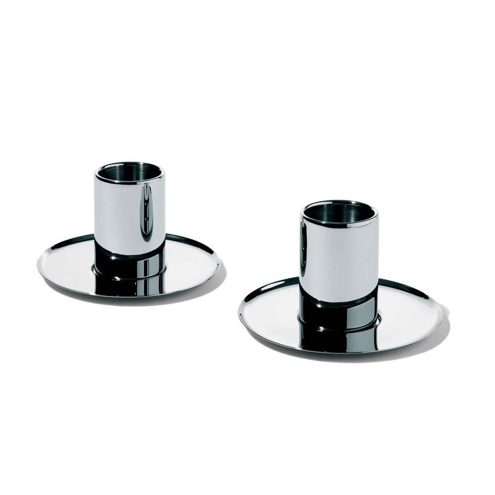 Nouvel Mocha Cup and Saucer (Set of 2) [Set of 2]