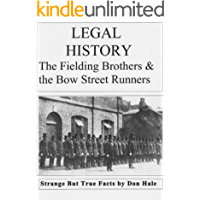 Legal History - Bow Street Runners, Scotland Yard & Victorian Crime