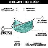 Legit Camping - Double Hammock - Lightweight