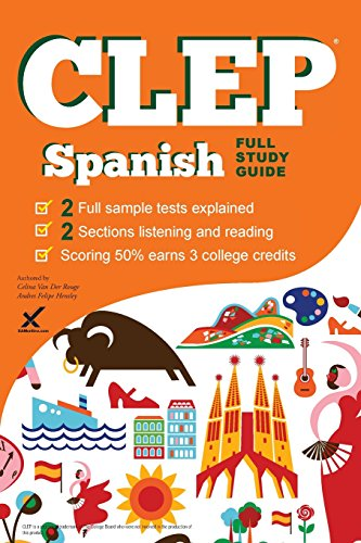 CLEP Spanish 2017