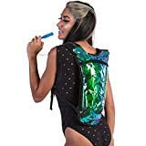 Vibedration Holographic Rave Water Pack | 2L Water Capacity...