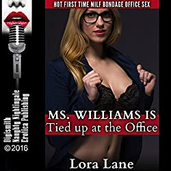Ms. Williams Is Tied Up at the Office