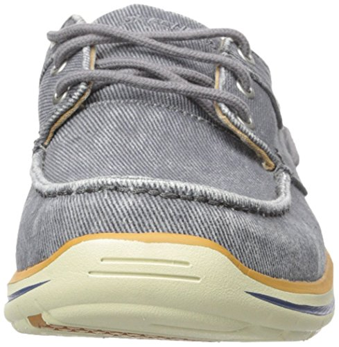 Horizon Men's Oxford Skechers Charcoal Elected wE4Pd4q