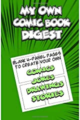 My Own Comic Book Digest Paperback