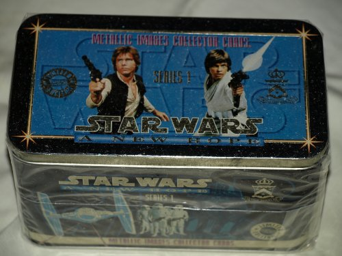 Star Wars Series I Metallic Images Collector Cards