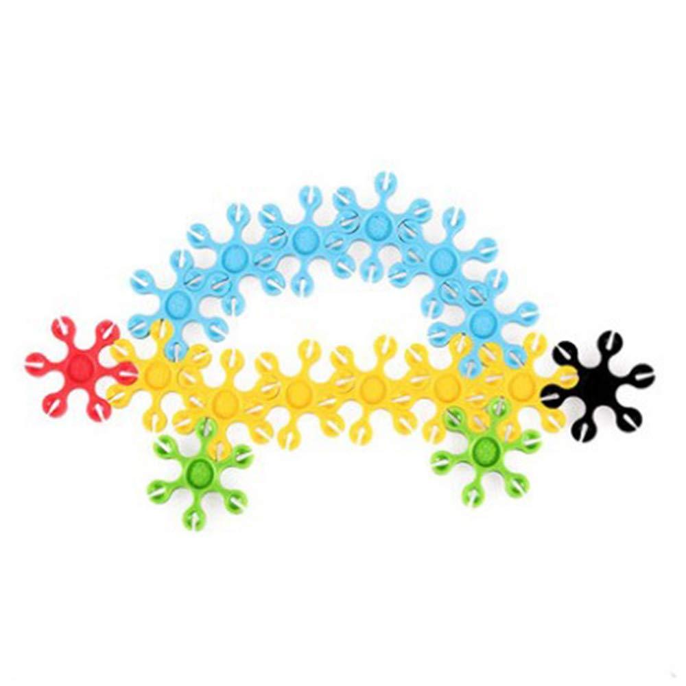 Gububi 260 stück Kinder pädagogisches Spielzeug BAU Set ineinandergreifen solide Kunststoff geeignet für Vorschule B07MQK8VMH Bauklötze & Bausteine Ausgezeichnete Leistung   Rabatt