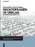 Rechtsfragen im Verlag (Adb Praxiswissen) (German Edition)