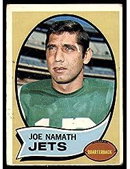 1970 Topps #150 Joe Namath VG/EX