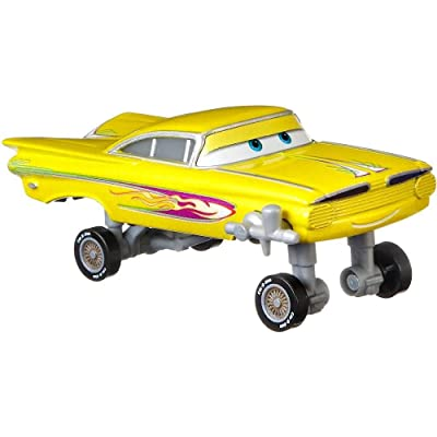 Disney Cars Yellow Hydraulic Ramone 1:55 Scale Diecast: Toys & Games
