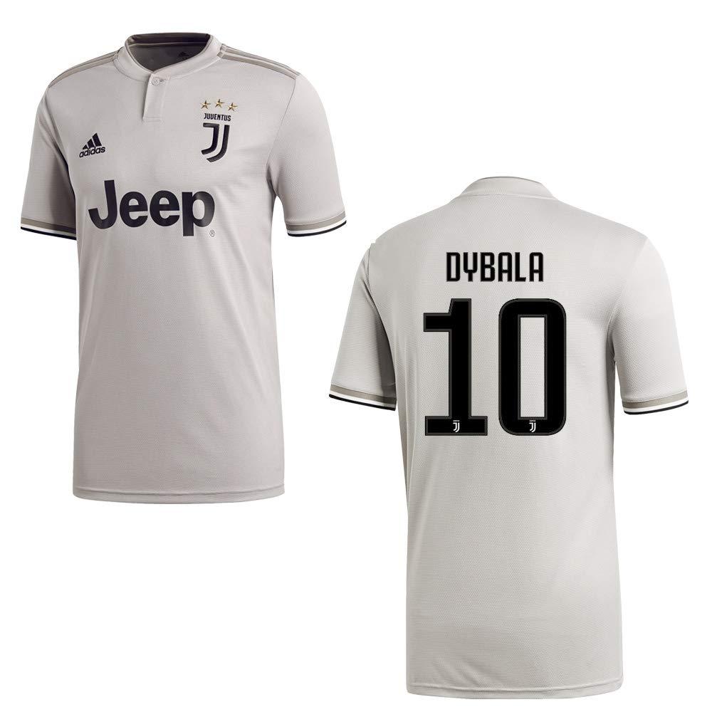 Adidas Juventus Turin Trikot Away Kinder 2019 - DYBALLA 10