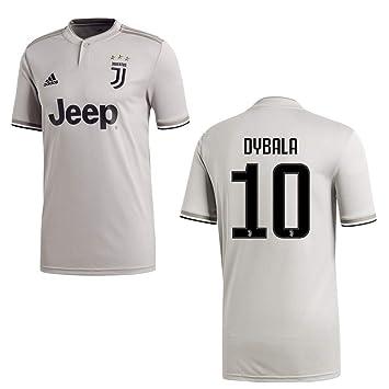adidas Juventus Turin Trikot Away Kinder 2019 Dybala 10