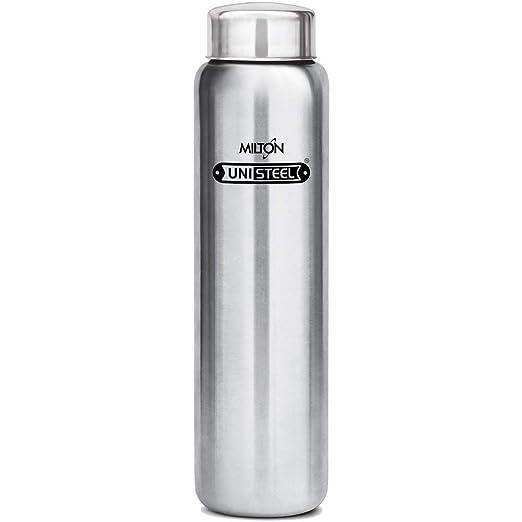 Milton Aqua-1000 - Botella de agua (acero inoxidable, 930 ml ...