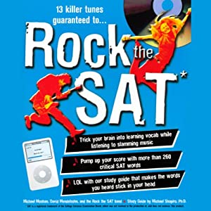 Rock the SAT Audiobook