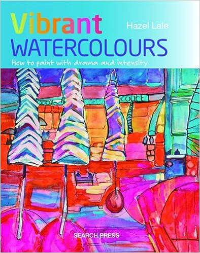 Book Vibrant Watercolours