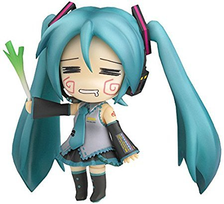Good Smile Hatsune Miku: Nendoroid Action Figure Hachune Fac