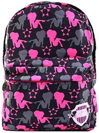 Betty Boop Microfiber Large Backpack