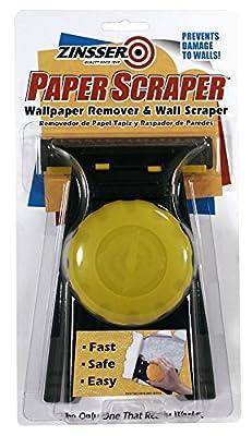 Zinsser 02986 Paper Scraper™ Wallcovering Remover & Wall Scraper