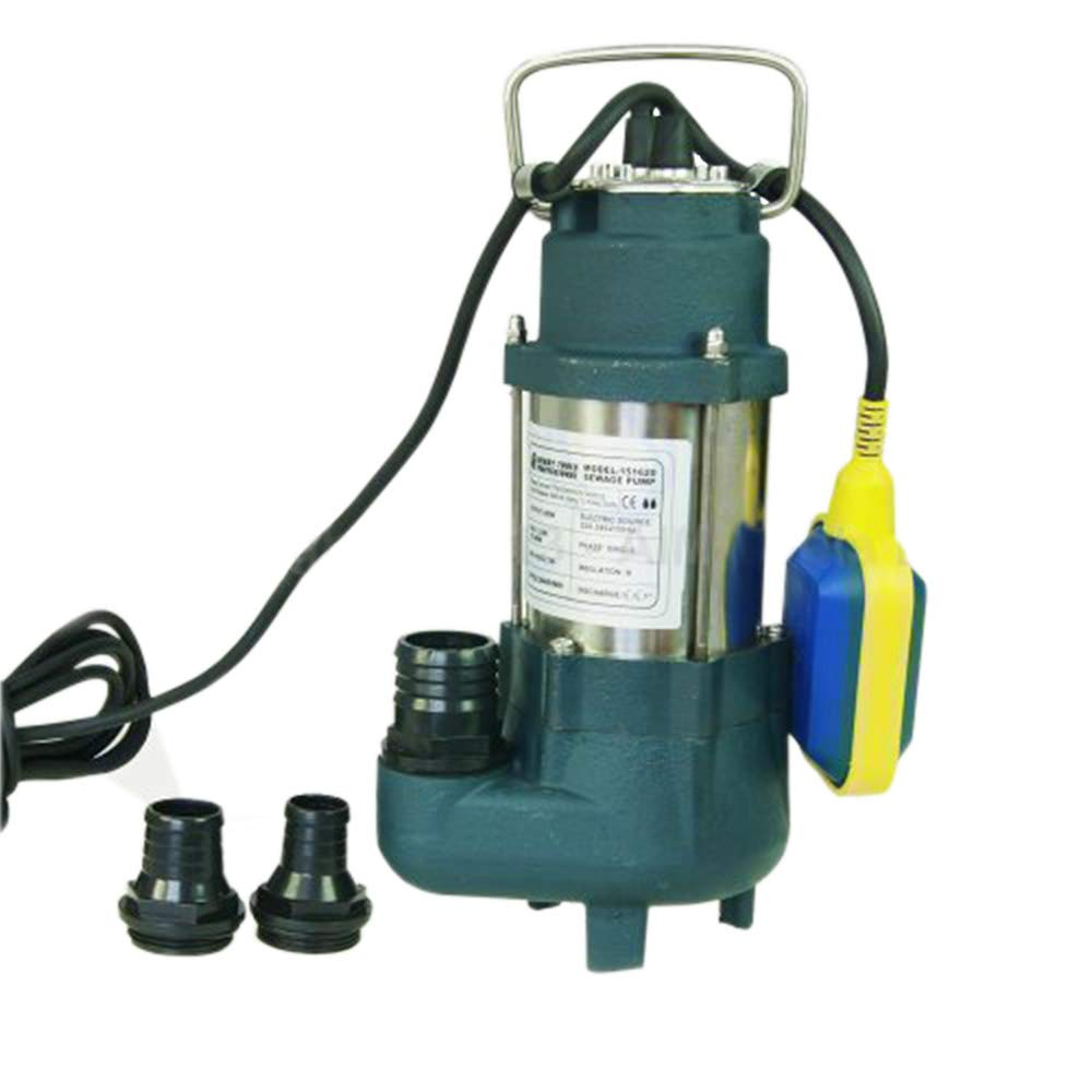 Heavy Duty 180W Submersible Sewage Dirty Waste Water Pump Floating Switch 151620 MERRY Tools