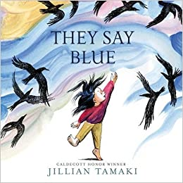 Image result for they say blue tamaki amazon