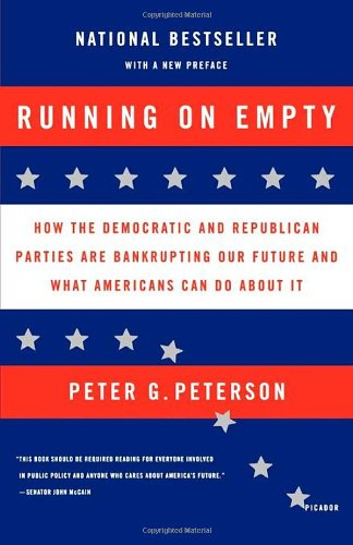 Running On Empty by Peter G. Peterson