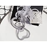 Two hearts become One Bottle Opener - 60 Pieces
