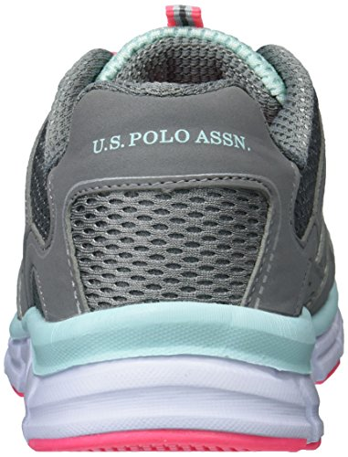 Grey Dark U Oxford hot Pink polo s Women's Assn mint Priya YqP0Ygw