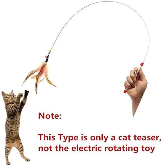 Artículos for mascotas Gatito divertido del gato eléctrico ...