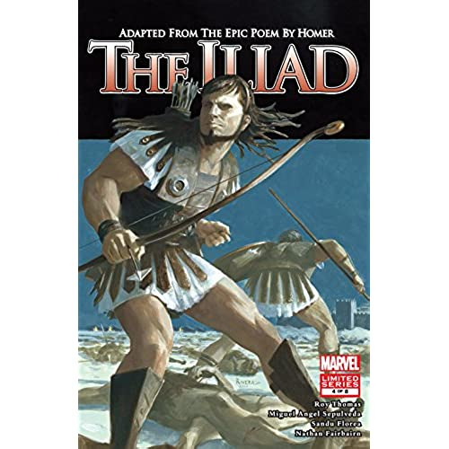 Marvel Illustrated: The Iliad (2007-2008) #4 (of 8)