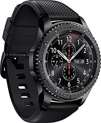 Samsung Galaxy Watch Frontier S3 Space Gray International Version by Samsung