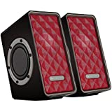 Zebronics S990 Speakers (Red)