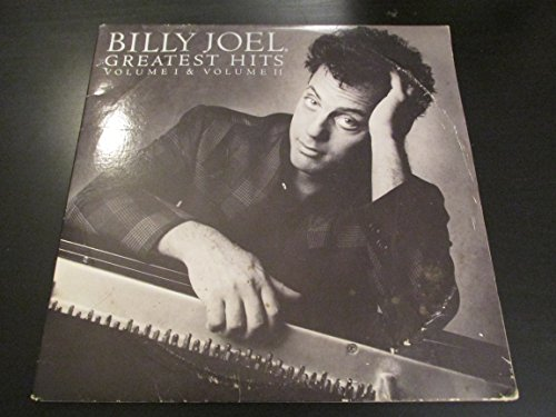 Billy Joel: Greatest Hits, Volume I and II by Columbia / CBS