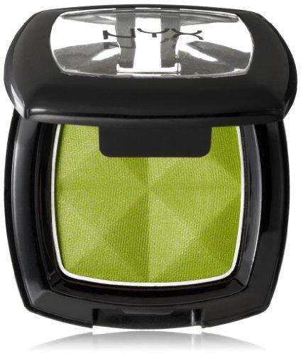 NYX Professional Makeup Single Eyeshadow, Summer Green, 0.60