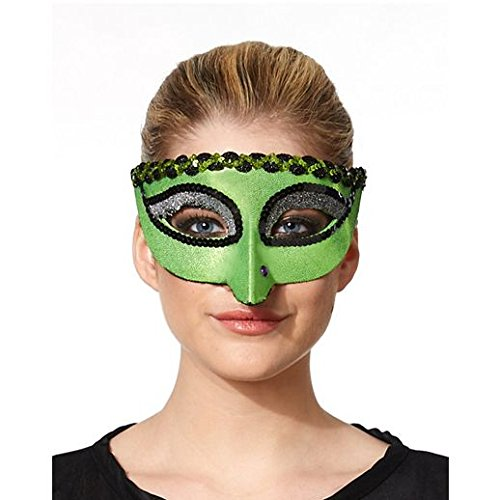 [Costume Beautiful Witch Eye Mask] (Beautiful Witch Costumes)