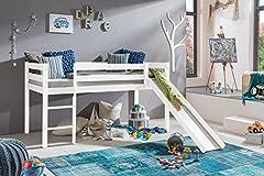 Farbe Weiss Kinderbett