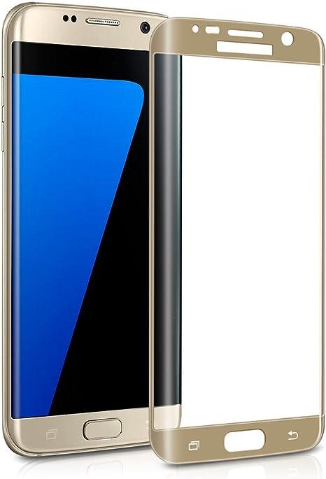 Protector de pantalla de cristal templado S7 Edge, MuStone S7 Edge ...