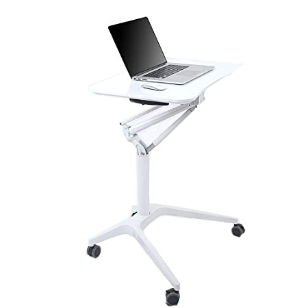 YYF Escritorio de la computadora Mesa elevadora para computadora ...