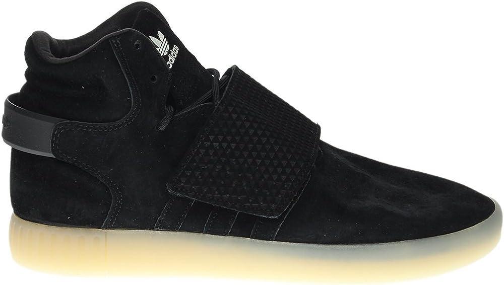 adidas Herren Tubular Invader STR Hallenschuhe, blau Core Black Schuhe Weiß