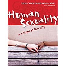 Human Sexuality in a World of Diversity, Fifth Canadian Edition (5th Edition)