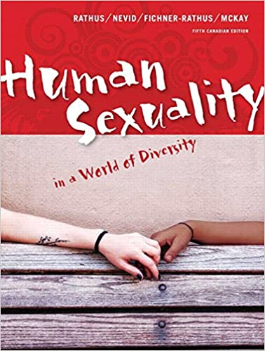 Human Sexuality in a World of Diversity, Canadian Edition
