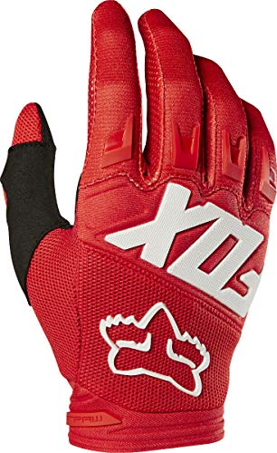 Mx Riding Gloves - 2019 Fox Racing Dirtpaw Race Gloves-Red-XL