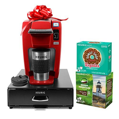 Keurig Single Serve Coffee Holiday Storage